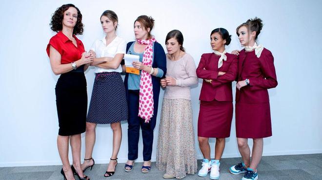 Les employées tarées de WorkinGirls débarquent en DVD ! (Vidéo)