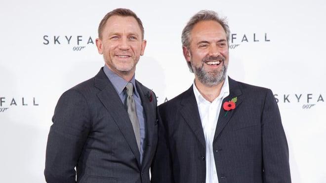 Daniel Craig et Sam Mendes de retour pour le prochain James Bond