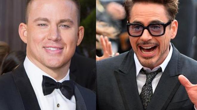 Robert Downey Jr et Channing Tatum sont les mieux payés d'Hollywood