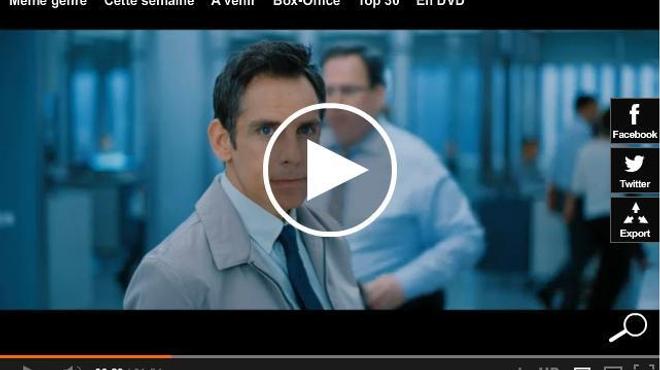 Sublime bande-annonce pour La Vie Rêvée de Walter Mitty de et avec Ben Stiller
