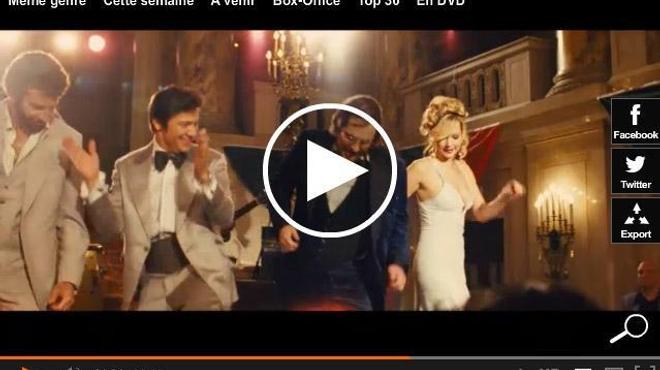 American Hustle : la groovy bande-annonce avec Christian Bale et Jennifer Lawrence