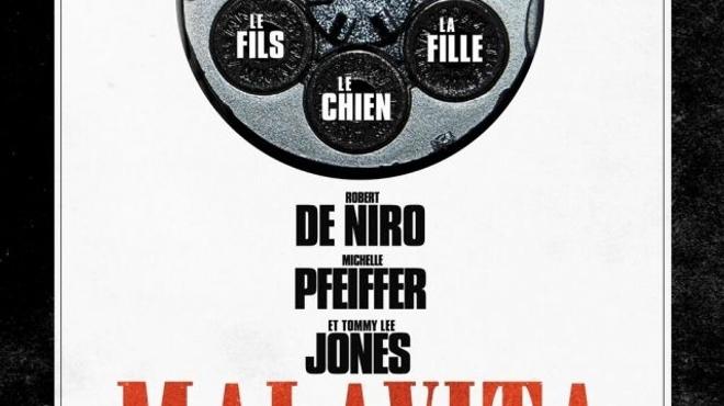 Malavita de Luc Besson s'affiche
