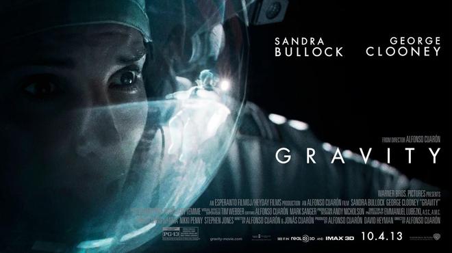 2ème extrait bluffant pour Gravity d'Alfonso Cuaron !