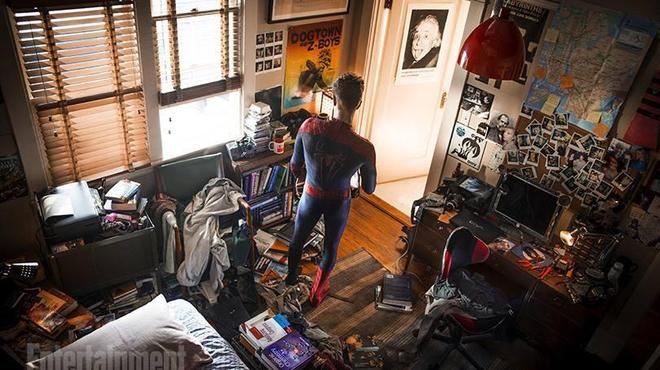 The Amazing Spider-Man 2, Gravity ou Tom Hanks en Walt Disney : le plein de photos !