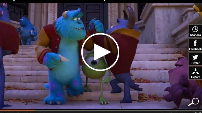 Découvrez la monstrueuse université de Bob et Sulli ! (Vidéo)