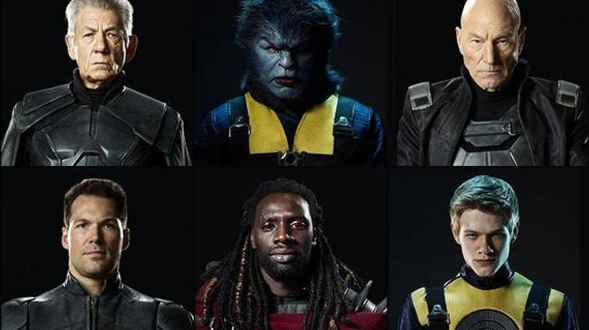 X-Men : Days of future Past : la première image d'Omar Sy !