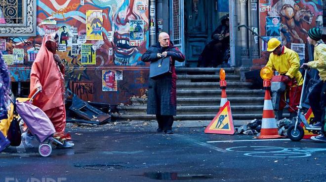 The Zero Theorem : le nouveau Terry Gilliam dévoile un peu de sa fantaisie au Comic-Con