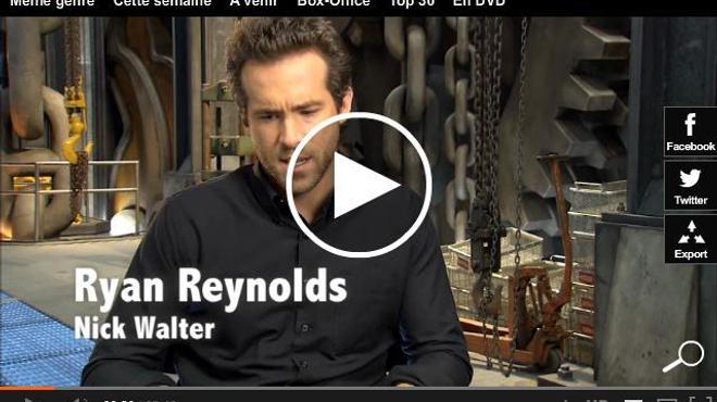 Jeff Bridges et Ryan Reynolds cassent du mort dans RIPD (interviews)