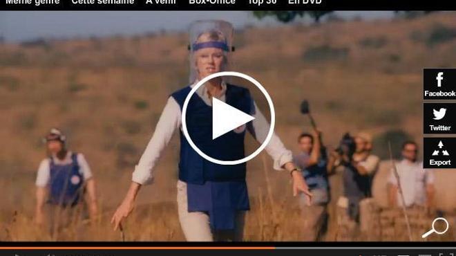 Diana, la longue bande-annonce qui mouille les yeux