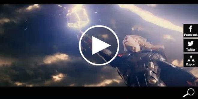 Thor - Le Monde des ténèbres, découvrez la bande-annonce !