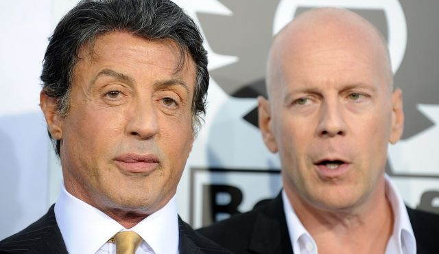 The Expendables 3 : Sly dégage un Bruce Willis gourmand et accueille Harrison Ford