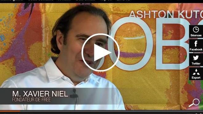 Xavier Niel donne son avis sur jOBS (Vidéo)