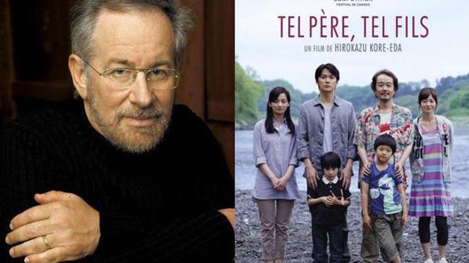 Steven Spielberg veut adapter Tel Père, Tel Fils du japonais Koreeda
