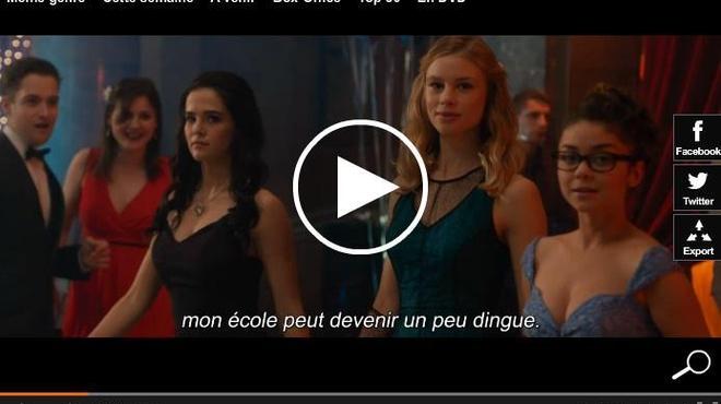 Entrez dans la Vampire Academy (Bande-annonce) !