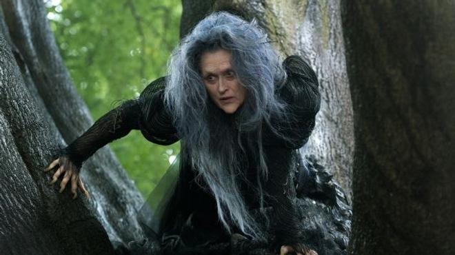 Meryl Streep métamorphosée en sorcière pour Into the Woods (Photo)