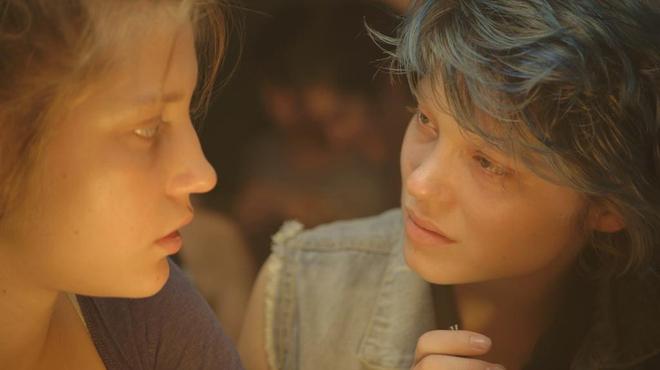 La Vie d'Adèle interdit aux moins de 12 ans en France