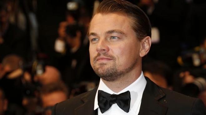 Leonardo DiCaprio se voit président