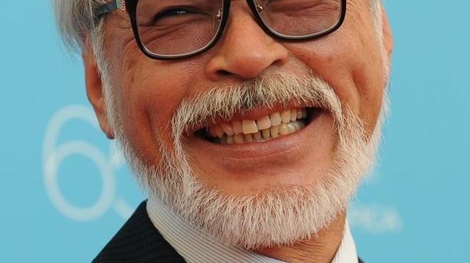 Hayao Miyazaki prend sa retraite !