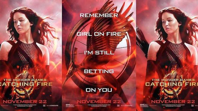 Hunger Games vs Divergent : Jennifer Lawrence et Shailene Woodley s'affrontent (posters)