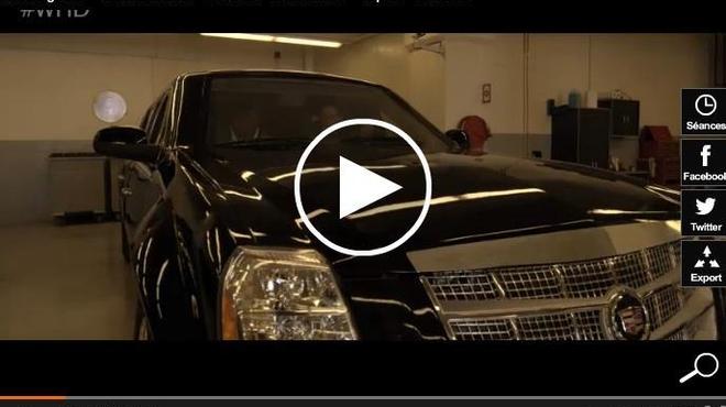 La construction de 'La Bête' dans White House Down (Vidéo)