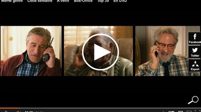Bande-annonce : Douglas, De Niro, Freeman et Kline font leur Very Bad Trip !