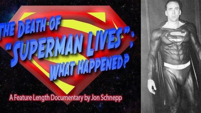 Enquête sur le Superman avorté de Tim Burton dans The Death of Superman Lives (vidéos)