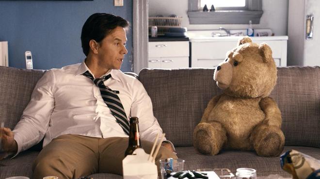 L'ours Ted revient en 2015