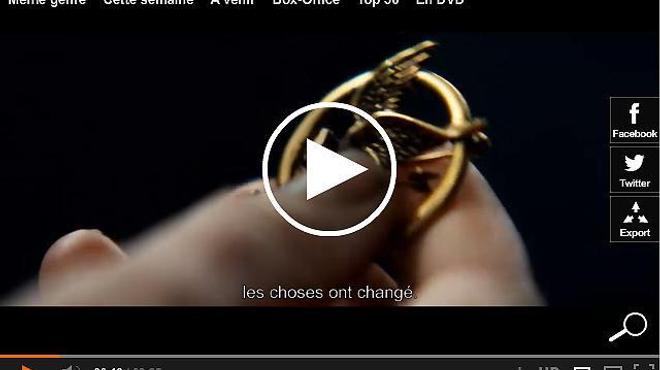 Un spot tv tragique pour Hunger Games - L'Embrasement (vidéo)