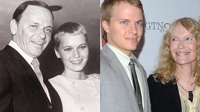 Mia Farrow, un fils avec Frank Sinatra ?