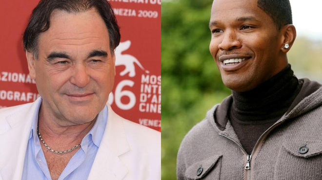 Jamie Foxx et Oliver Stone s'attaquent à Martin Luther King