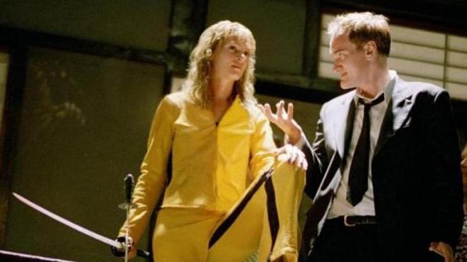 Uma Thurman remettra le prix Lumière 2013 à Quentin Tarantino