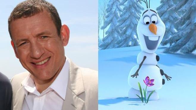 Dany Boon donne de la voix pour le Disney de Noël