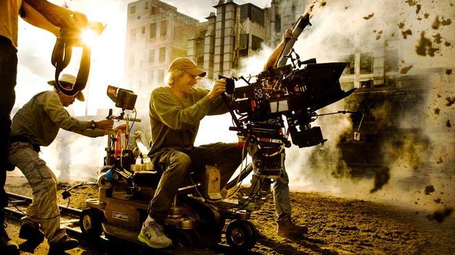 Du grabuge sur le tournage de Transformers 4