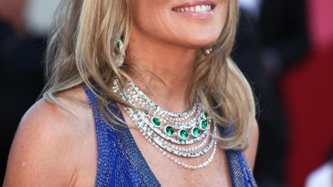 Sharon Stone félicitée par des Prix Nobel de la Paix pour sa lutte contre le sida
