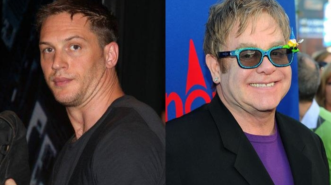 Tom Hardy confirmé pour incarner Elton John dans Rocketman