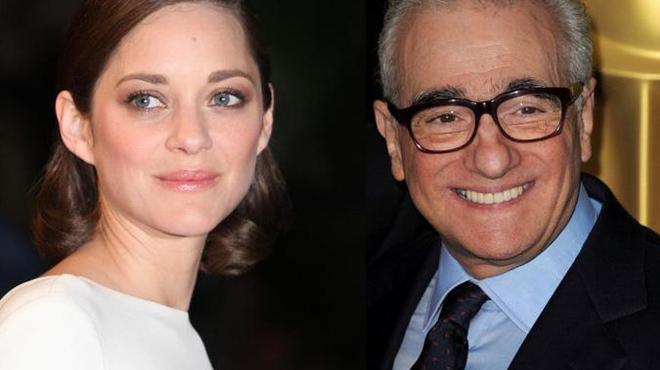 Marion Cotillard et Martin Scorsese dans le jury du Festival de Marrakech