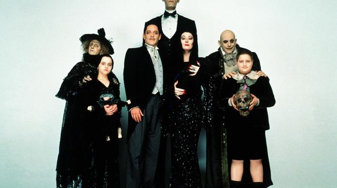 La Famille Addams de retour dans une version animée