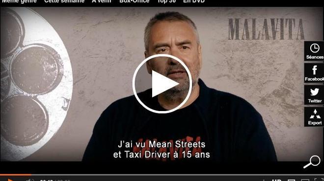 EXCLU : L'équipe de Malavita au micro (Vidéo) !