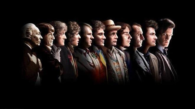 Première bande-annonce des 50 ans de Doctor Who !