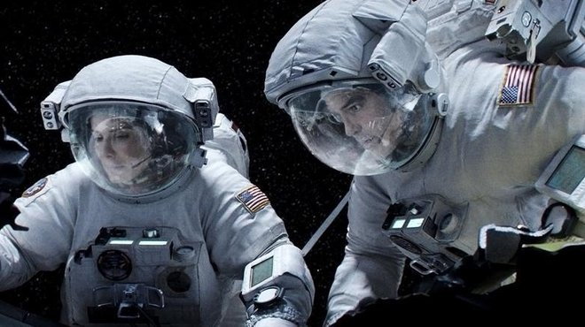 Gravity sera finalement visible en IMAX en France