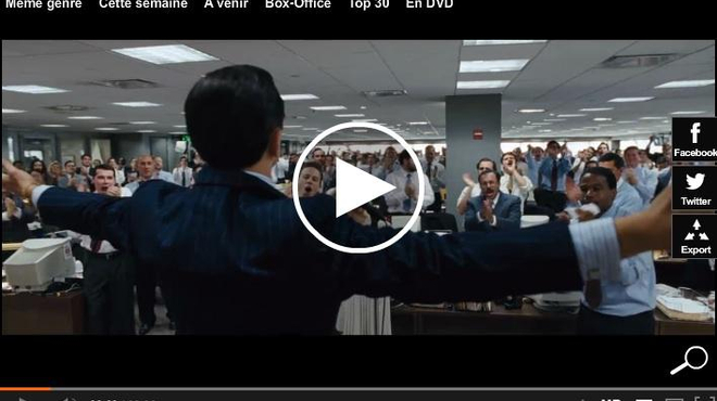 DiCaprio sort les crocs dans la nouvelle bande-annonce du Loup de Wall Street