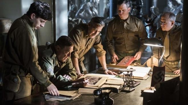 Clooney présentera ses Monuments Men à la Berlinale