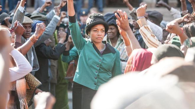 Johannesburg sort le tapis rouge pour le biopic sur Mandela