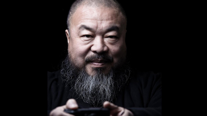 Une chaise vide en symbole de l'absence d'Ai Weiwei au Festival du film en Suède