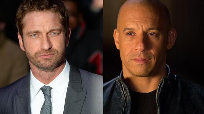 Gerard Butler et Vin Diesel, nouveaux visages de Kane and Lynch ?