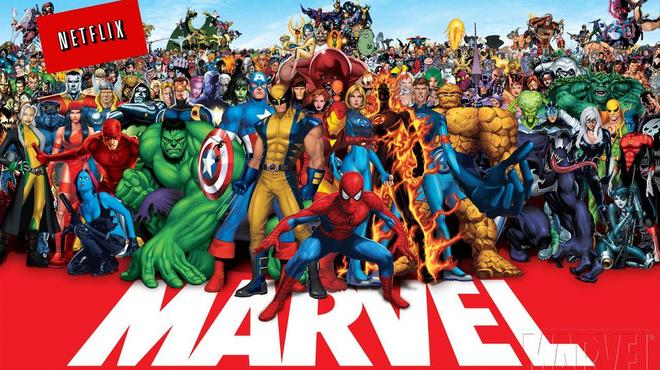 Netflix signe un accord avec Marvel pour des séries originales