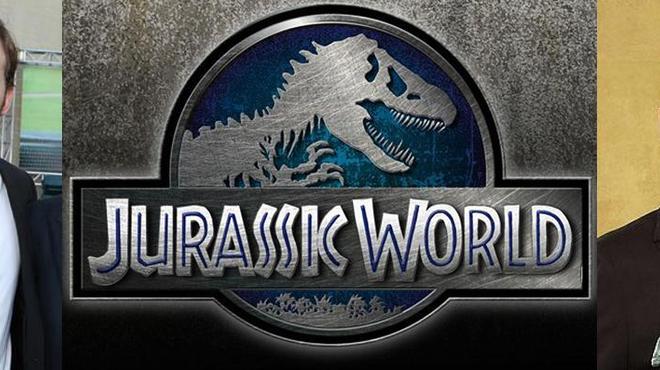 Chris Pratt et Irrfan Khan à Jurassic Park ?