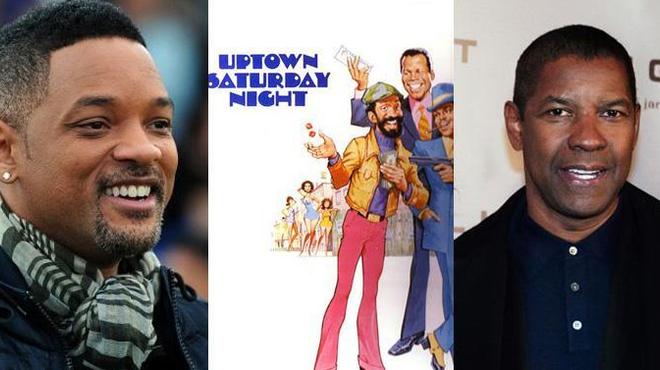 Will Smith et Denzel Washington bossent ensemble sur un remake