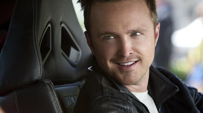 Aaron Paul rejoint Russell Crowe au casting de Fathers and Daughters