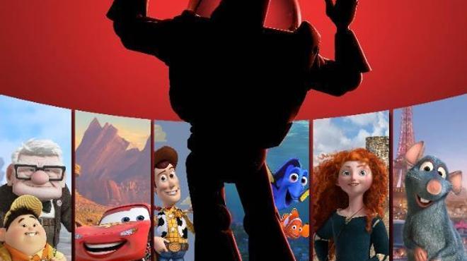 Pixar : un concert unique
